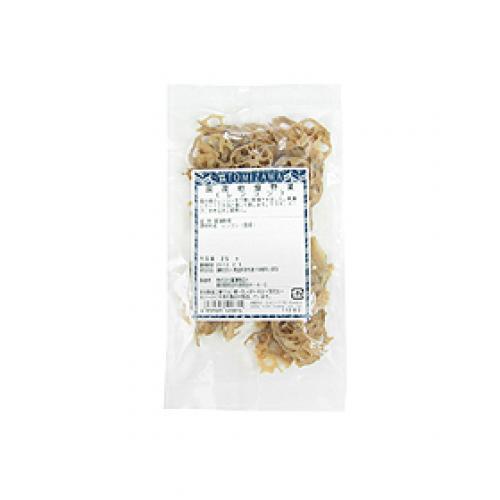 国産乾燥野菜(レンコン) / 25g TOMIZ/cuoca(富澤商店) 和食材(海産・農産乾物) その他乾燥野菜