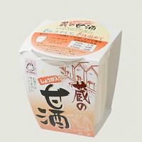 蔵の甘酒(しょうが入り) / 180g TOMIZ(富澤商店) 珈琲・お茶 その他珈琲・お茶