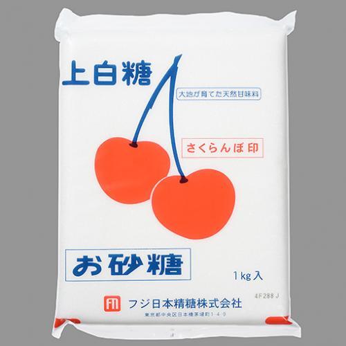さくらんぼ印 上白糖 / 1kg TOMIZ/cuoca(富澤商店) 白い砂糖 上白糖