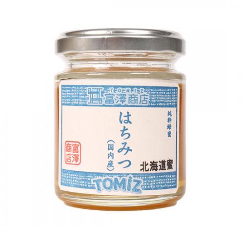 国産はちみつ(北海道蜜) / 110g TOMIZ(富澤商店) はちみつ・メープル 国産はちみつ