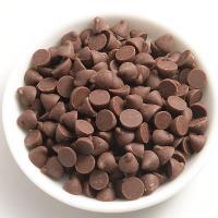 【冷蔵便】溶けにくいチョコチップ / 200g TOMIZ/cuoca(富澤商店) その他チョコレート・カカオ製品 チョコチップ