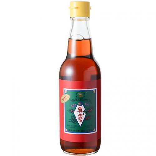 岩井の胡麻油(金口) / 330g TOMIZ/cuoca(富澤商店) 和食材(加工食品・調味料) 油・酢