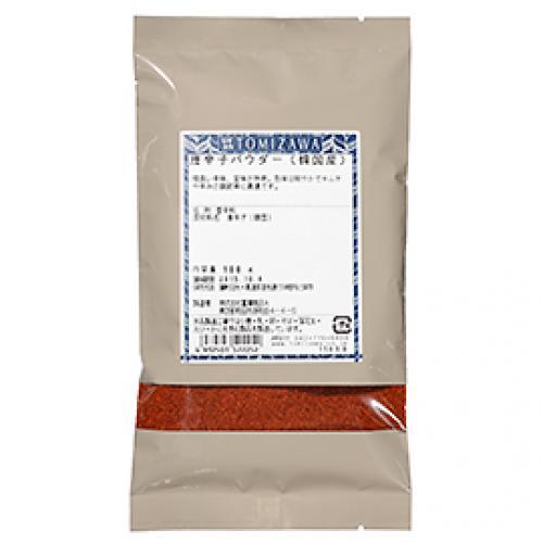 唐辛子パウダー(韓国産) / 100g TOMIZ(富澤商店) 中華とアジア食材 調味料(韓国)