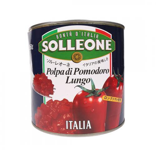 ソルレオーネ ダイストマト / 2550g TOMIZ(富澤商店) イタリアンと洋風食材 トマト