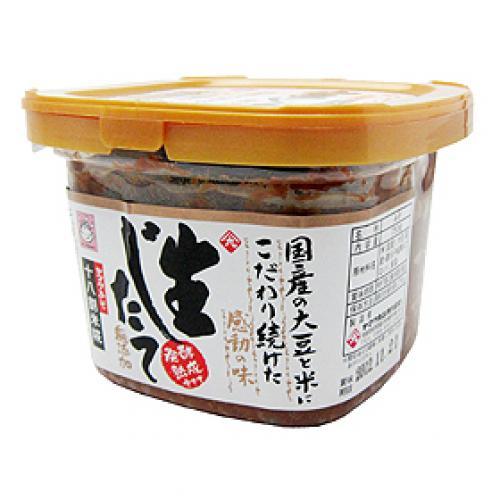 ヤマク 十八割米糀味噌 生じたて / 750g TOMIZ/cuoca(富澤商店)