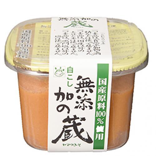 ヤマク 無添加の蔵 白こし / 750g TOMIZ/cuoca(富澤商店)