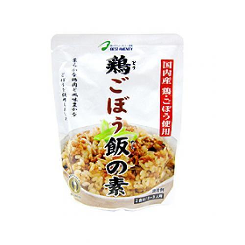鶏ごぼう飯の素 / 150g TOMIZ/cuoca(富澤商店)