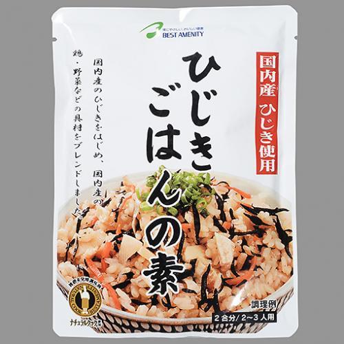 ひじきごはんの素 / 150g TOMIZ(富澤商店) 和食材(加工食品・調味料) ふりかけ・佃煮・炊き込みご飯