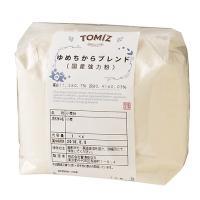 ゆめちからブレンド(横山製粉) / 1kg TOMIZ(富澤商店) パン用粉(強力粉) 強力小麦粉