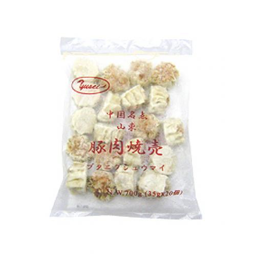 【冷凍便】豚肉焼売(ブタニクシュウマイ) / 35g×20個 TOMIZ/cuoca(富澤商店) 中華とアジア食材 中華食材