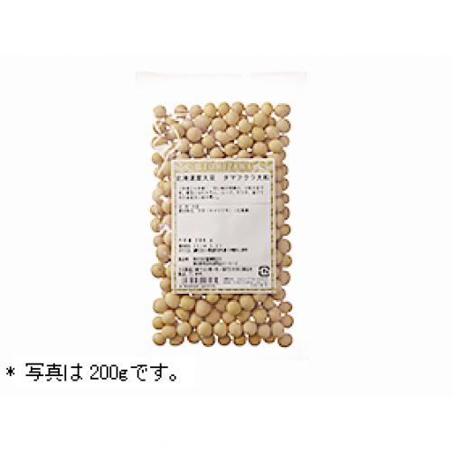 北海道産大豆 タマフクラ大粒 / 1kg TOMIZ/cuoca(富澤商店) 豆・米穀・雑穀 国産大豆の仲間