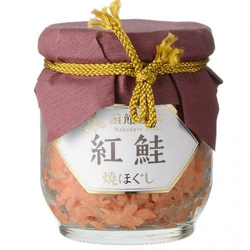 函館あさひ 紅鮭 / 80g TOMIZ/cuoca(富澤商店) 和食材(加工食品・調味料) 調味加工品