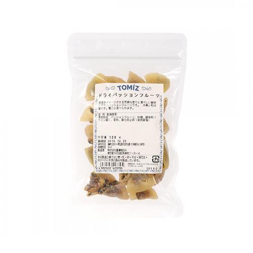 ドライパッションフルーツ / 120g TOMIZ/cuoca(富澤商店) ドライフルーツ トロピカル系 その他トロピカル系