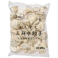 【冷凍便】三鮮水餃子(もちもちエビ入り水餃子) / 1000g(約50個) TOMIZ(富澤商店) 中華とアジア食材 中華食材