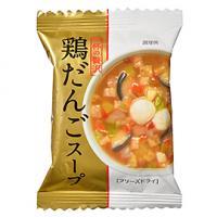 一杯の贅沢 鶏だんごスープ / 1食(9.5g) TOMIZ/cuoca(富澤商店) 和食材(加工食品・調味料) スープ・雑炊・茶漬け