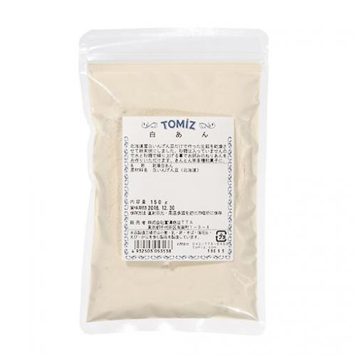 白あん / 150g TOMIZ/cuoca(富澤商店)