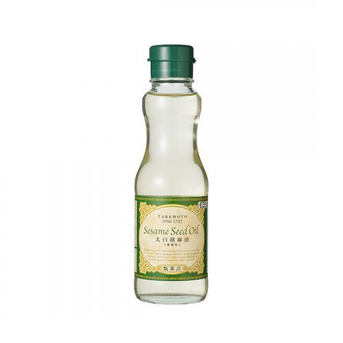 製菓用 太白胡麻油 / 200g TOMIZ(富澤商店) 和食材(加工食品・調味料) 油・酢 白いごま油 白ごま油