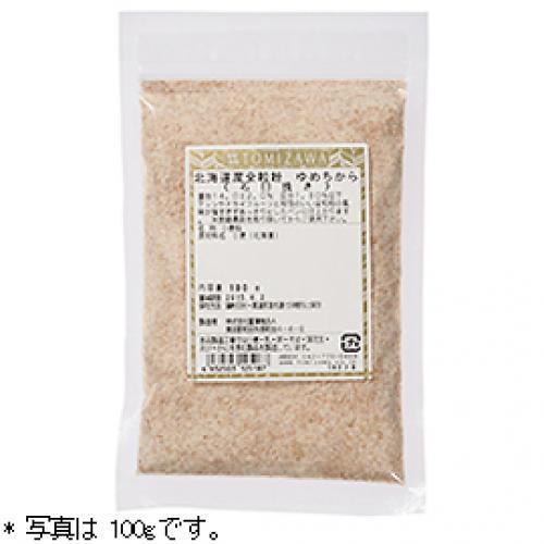 北海道産全粒粉 ゆめちから / 10kg TOMIZ/cuoca(富澤商店) 全粒粉 国産全粒粉