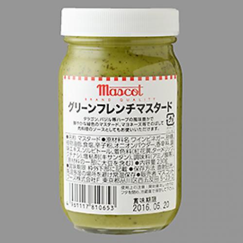 グリーンフレンチマスタード / 230g TOMIZ(富澤商店) スパイス 加工スパイス