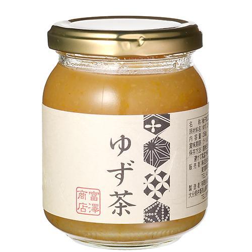 とみざわのゆず茶 / 250g TOMIZ/cuoca(富澤商店) はちみつ・メープル その他はちみつ