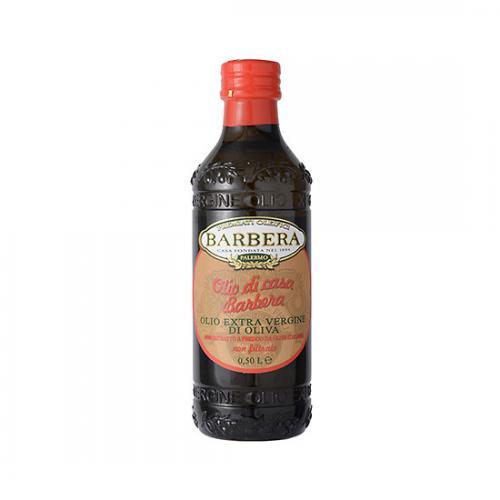 バルベーラ オーリオ・ディ・カーサEVオリーブオイル・ノンフィルター / 454g TOMIZ/cuoca(富澤商店) イタリアンと洋風食材 オリーブオイル・油