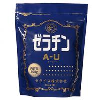 粉ゼラチンAU / 500g TOMIZ(富澤商店) 凝固剤 ゼラチン