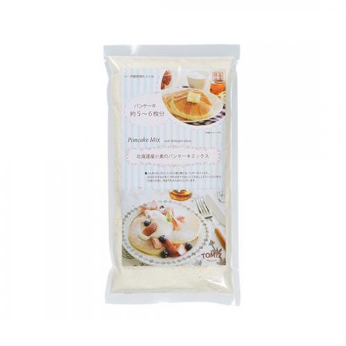 北海道産小麦のパンケーキミックス / 200g TOMIZ/cuoca(富澤商店) 菓子用ミックス粉 北海道パンケーキミックス