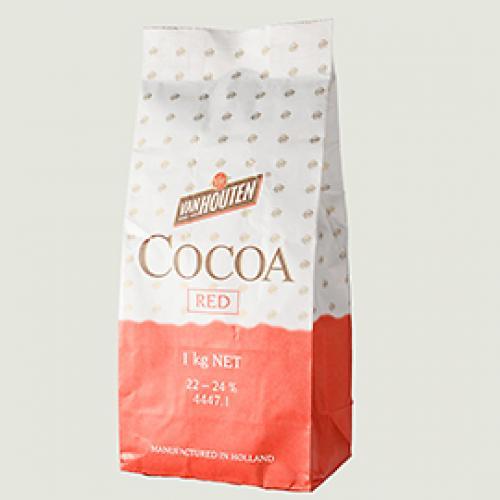 バンホーテン ココアパウダーRED / 1kg TOMIZ/cuoca(富澤商店) ココア・カカオ ココア