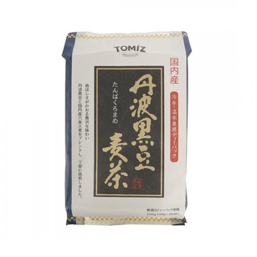 丹波黒豆麦茶 / 200g(10g×20袋) TOMIZ/cuoca(富澤商店)
