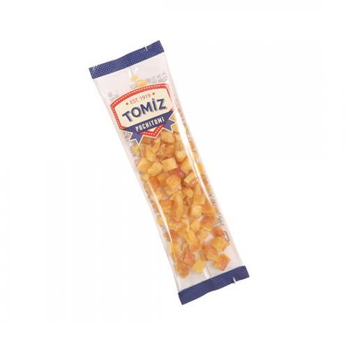 バレンシアオレンジダイス / 15g TOMIZ/cuoca(富澤商店) トッピング材料 フルーツ・ナッツ