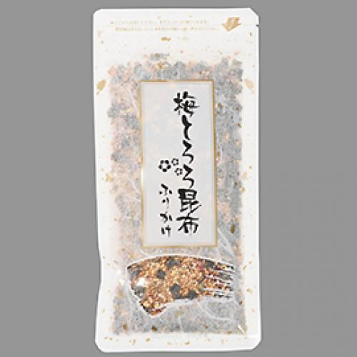 大盛食品 梅とろろ昆布ふりかけ / 40g TOMIZ(富澤商店) 和食材(加工食品・調味料) ふりかけ・佃煮・炊き込みご飯
