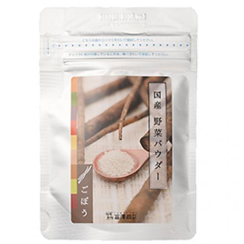 国産ごぼうファインパウダー / 40g TOMIZ/cuoca(富澤商店) パウダー・フレーク・ペースト 国産ファインパウダー
