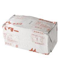 【冷凍便】森永バター(食塩無添加) / 450g TOMIZ(富澤商店) バター(食塩不使用) 森永