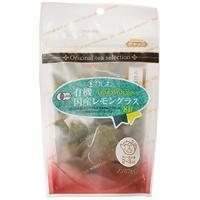 ひしわ 有機国産レモングラスTB / 20g(8袋) TOMIZ(富澤商店) 珈琲・お茶 ハーブティ