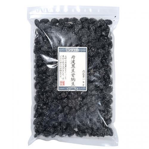 【冷蔵便】丹波黒豆甘納豆 / 1kg TOMIZ/cuoca(富澤商店) スナック 煎大豆・甘納豆