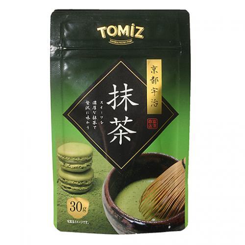 TOMIZ 抹茶 / 30g TOMIZ/cuoca(富澤商店) 抹茶・きな粉 京都宇治抹茶