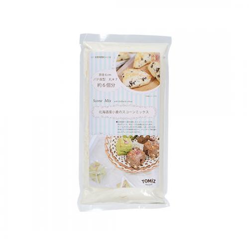 北海道産小麦のスコーンミックス / 200g TOMIZ/cuoca(富澤商店) 菓子用ミックス粉 その他菓子用ミックス粉