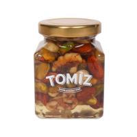TOMIZ ミックスナッツの蜂蜜漬け / 200g TOMIZ(富澤商店) その他のナッツ ミックスナッツ