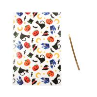 ハロウィンOPP袋 クリアキャラ(タイ付) / 1セット(5枚) TOMIZ(富澤商店) 季節商品 ハロウィン