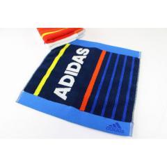 『adidas』シュトルツ タオルハンカチ ネイビーブルー