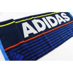 『adidas』シュトルツ スポーツタオル ネイビーブルー