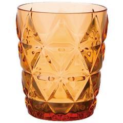 KINTO キントー タンブラー TRIA グラス (オレンジ) (TH メーカー)