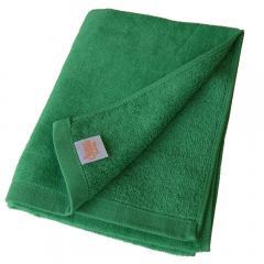 グッドタオル フェイスタオル シャーリング カラー16色 240匁 (グリーン)