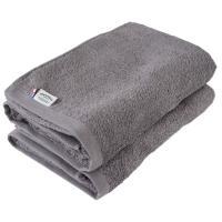 <2枚セット>今治タオル バスタオル まとめ買い サンホーキン綿 Luxe(ブラウン)