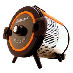 ドラムクック【ホワイト】回転自動調理機
