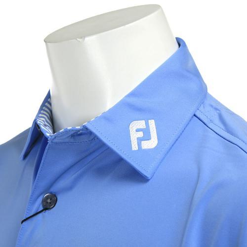 ソリッドシャツ (メンズ半袖ポロシャツ) FJ S13 S01 LB 【16春夏】