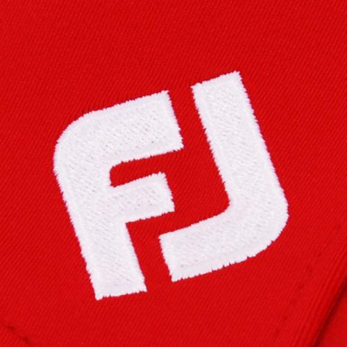 ソリッドシャツ (Mゴルフニット) 20879 FJ-S13-S01 レッド※店頭展開商品ノ為、汚レノアル場合ガゴザイマス。FJ-S13-S01 RD