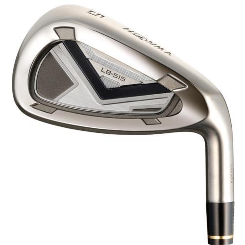 ホンマゴルフ(HONMA) LB515 単品アイアン (#5 ロフト22.5度・SEVグリップ装着) LB-1000カーボンシャフト 【2014年モデル】(Men's)