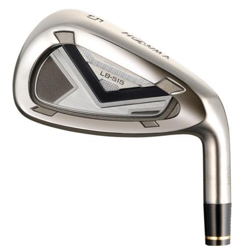 ホンマゴルフ(HONMA) LB515 単品アイアン (#SW ロフト56度・SEVグリップ装着) LB-1000カーボンシャフト 【2014年モデル】(Men's)