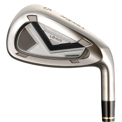 ホンマゴルフ(HONMA) LB515 単品アイアン (#AW ロフト51.5度・SEVグリップ装着) NS PRO 850GH 【2014年モデル】(Men's)